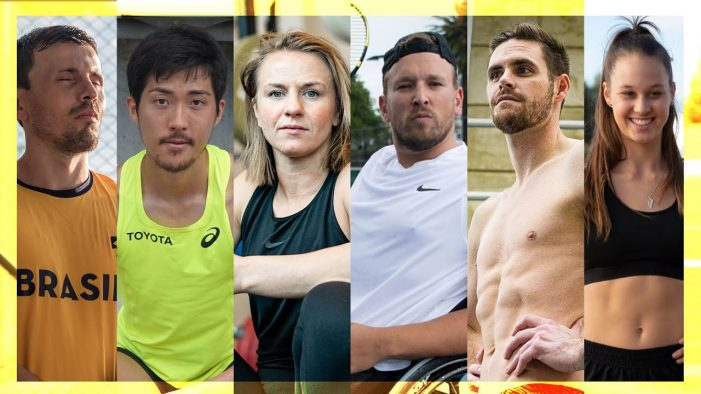 World-Class Athletes Inspire Viewers To Start Their Impossible In Olympic Channel's What Moves Me