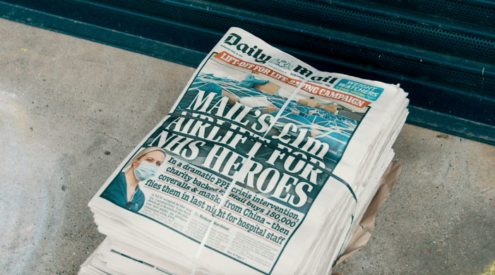 Mail Newspapers Appoints St. Luke's To £5M Advertising Account