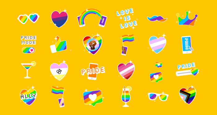 AMV BBDO are sticking with Pride