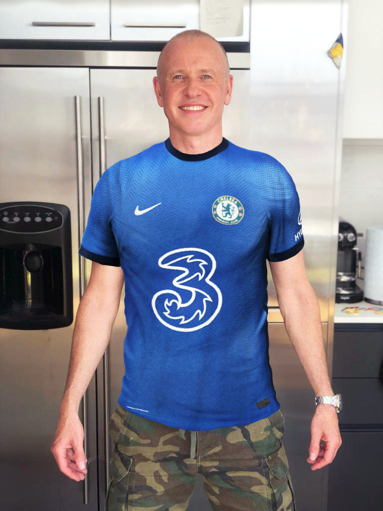 New Chelsea Home Kit 2012-13 - Just Football