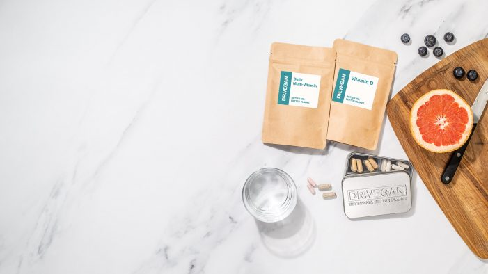 Five by Five launches striking new brand, DR.VEGAN