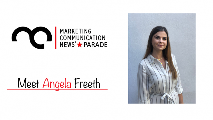 MarComm's Star Parade: Meet Angela Freeth
