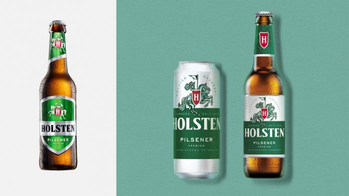 Design Bridge restores local pride in Holsten, Hamburg's most iconic beer