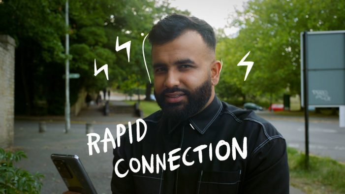 EE create Network Envy with poetic campaign featuring spoken-word artist, Hussain Manawer