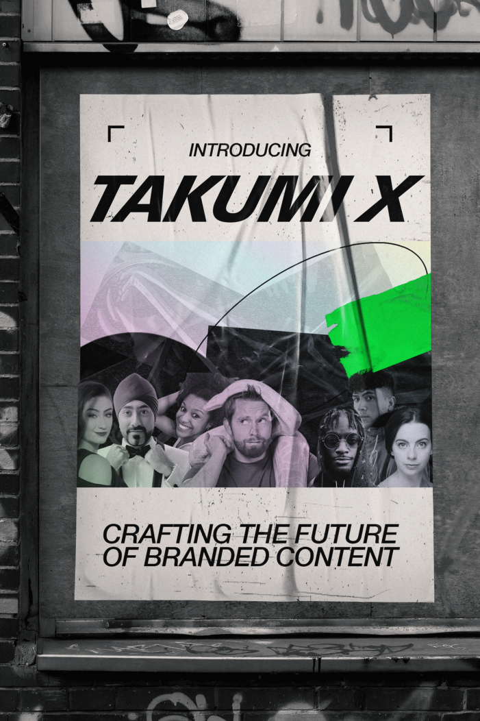 Takumi Introduces Takumi X: A New Influencer Marketing Division With A Creator-First Approach