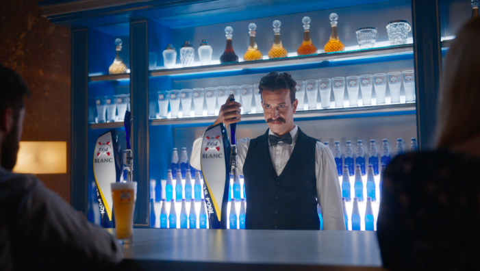 Kronenbourg 1664 Blanc and Fold7 introduce 'Good taste with a twist' in Global TV Campaign