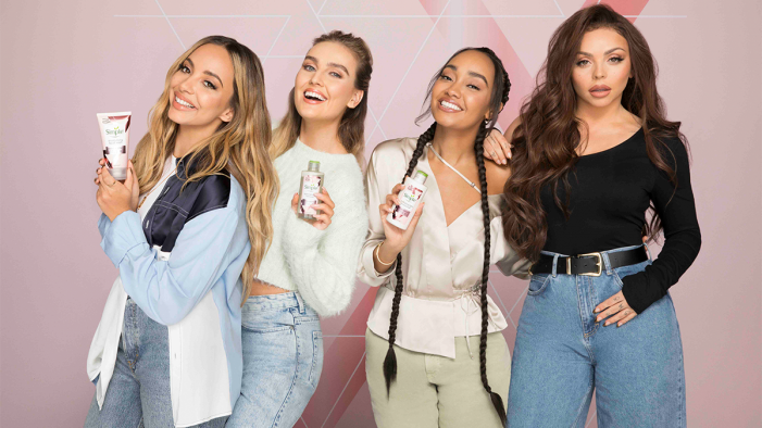 TMW Unlimited and Simple Skincare launch new campaign to spread kindness with Little Mix and Ditch the Label