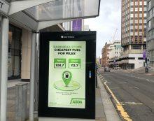 Asda drives live fuel costs across UK using programmatic DOOH