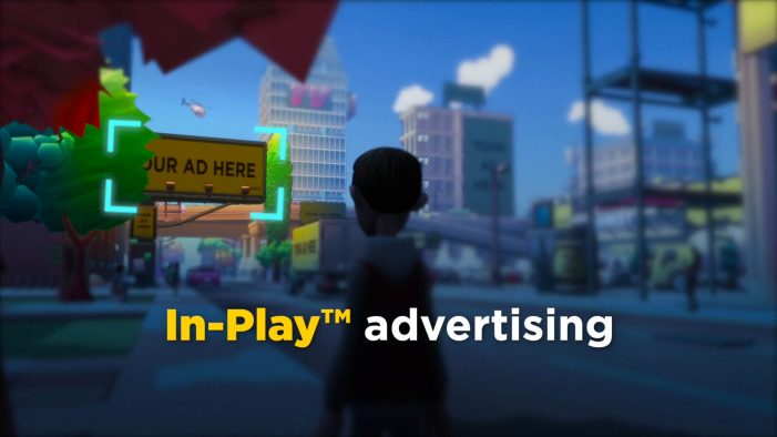 Adverty invents and launches new in-game brand advertising format with seamless In-MenuTM ads