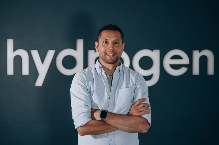 Hydrogen adds Creative Director to bolster senior team as business booms