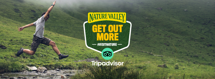 Nature Valley inspires UK to #visitnature with Tripadvisor