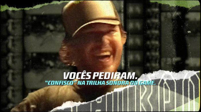 CP+B Brazil creates never-before-seen video of Brazil's most popular '90s rock band to promote the launch of Tony Hawk's Pro Skater 1+2 in the country