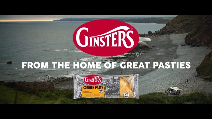 Ginsters Returns To TV Screens In Celebration Of Its Cornish Roots