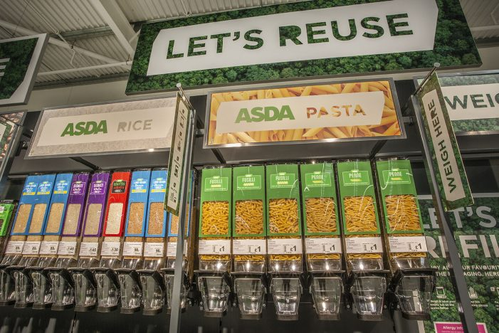 CreativeRace partner with Asda to redesign first sustainable store, whilst celebrating 10 years working on the Tickled Pink Breast Cancer campaign