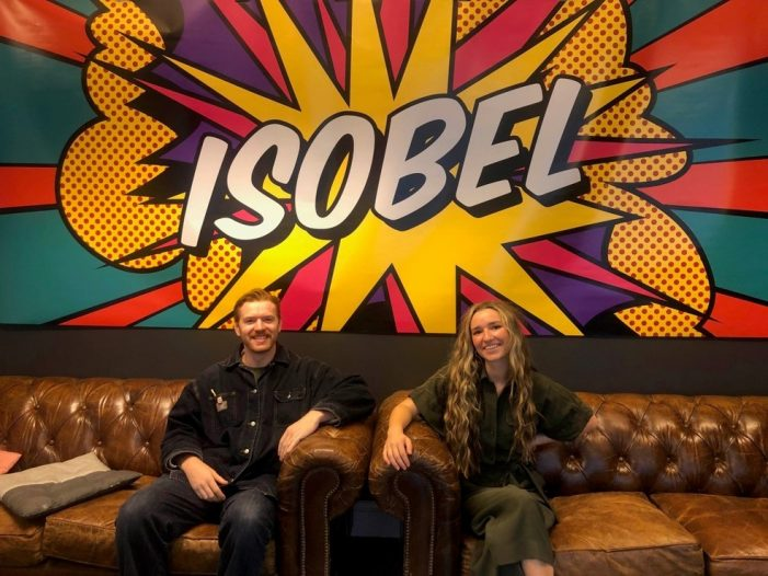 isobel hire GUAPPP Creative Studios duo