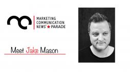 MarComm' Star Parade: Meet Jake Mason