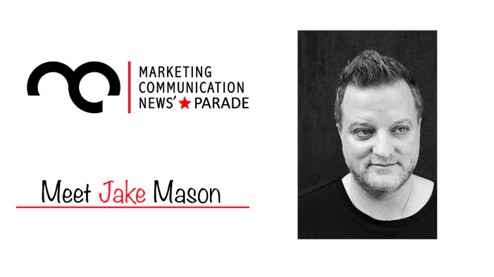 MarComm' Star Parade: Meet Jake Mason