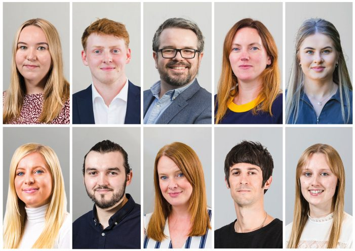 PR consultancy Liquid strengthens team with ten new appointments