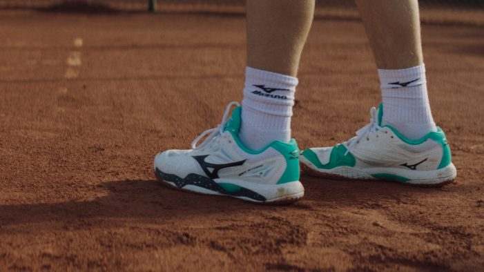 Mizuno creates an ode to sportspeople around the world