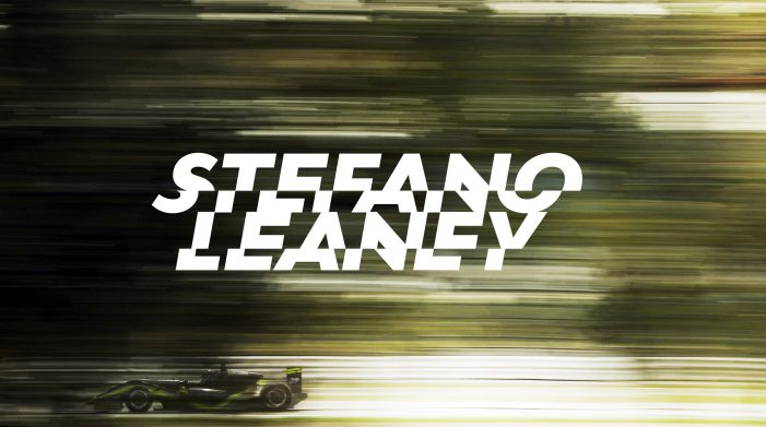Boundless Brand Design and racing car driver Stefano Leaney are setting the pace with his new brand identity.