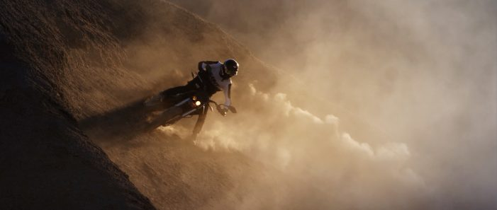 Cameron Goold Directs Pulse-Pounding New Spot for Zero Motorcycles