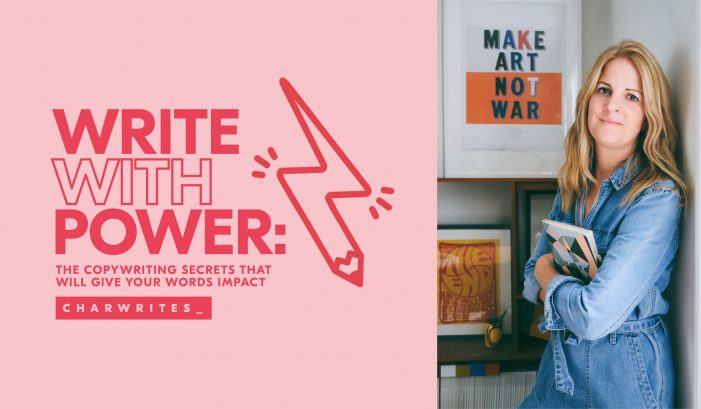 Ex AMV BBDO Creative Director, Charlotte Adorjan launches writing course to boost women's voices