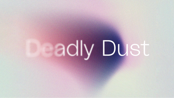 Deadly Dust — #Ocean #Microplastic Campaign