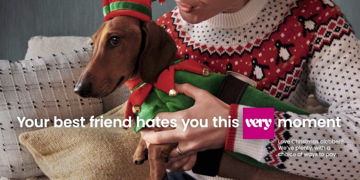 Very.co.uk's new Christmas campaign celebrates every single moment this Christmas and humorously rejects Christmas day cliché