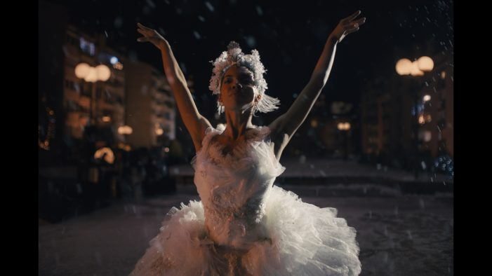 Determined Young Ballerina Brings Community Together In Amazon's New Christmas Television Advert For 2020