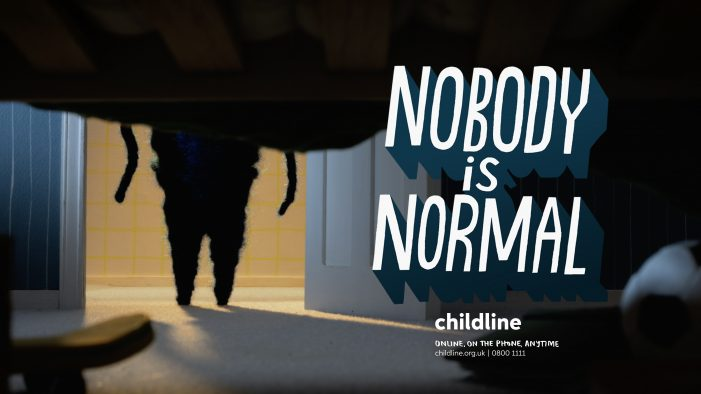 The Gate launches new campaign 'Nobody is Normal' for Childline