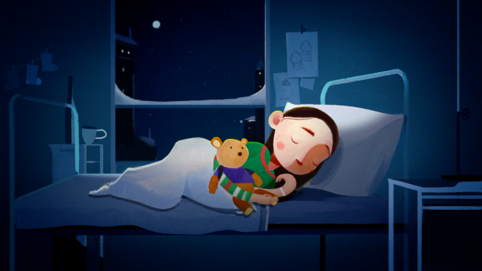 Gosh Charity Launches Home For Christmas Campaign With Magical Animated Film
