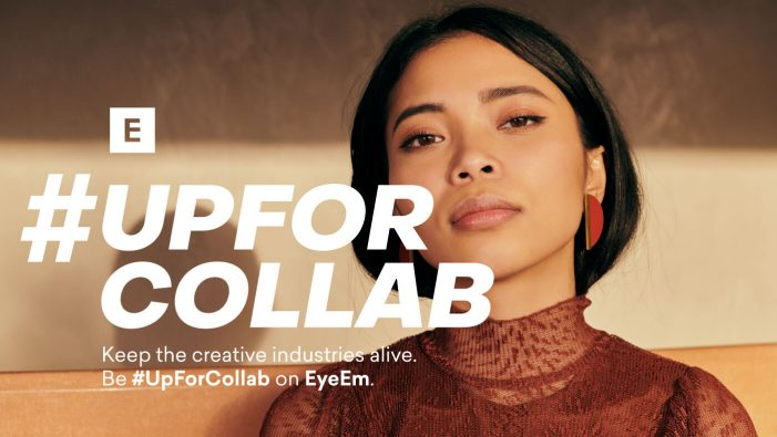 #UpForCollab platform launch