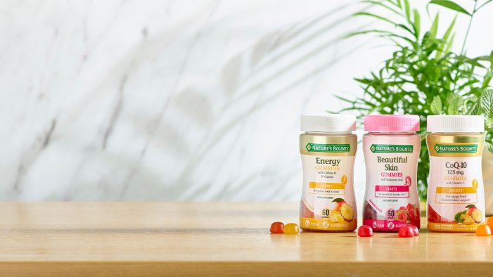 Nature's Bounty Appoints Initials for UK Re-launch