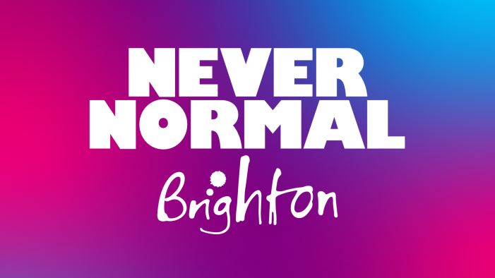 Designate reveals campaign for 'Never Normal' Brighton
