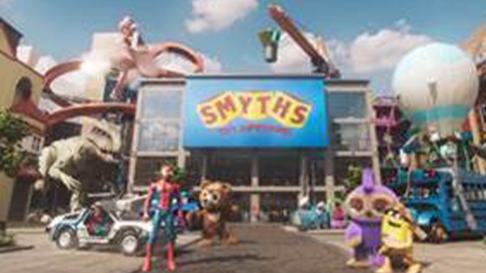 Smyths Toys Superstores Launches 'If I Were A Toy' For Christmas 2020