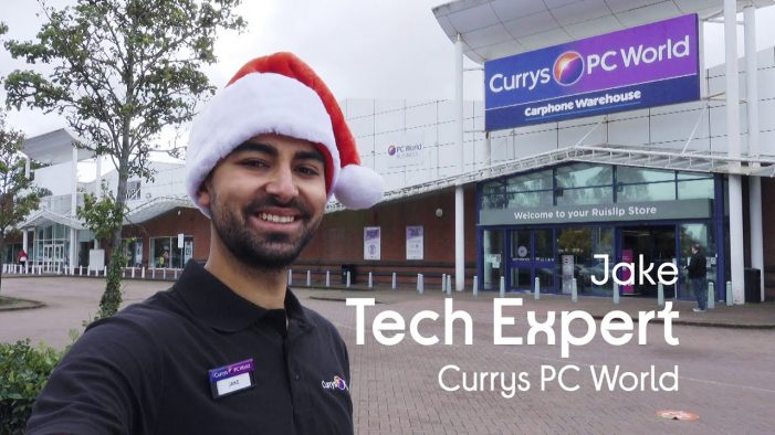 CURRYS PC WORLD'S Tech Experts 'Take Their Work Home With Them' In New Christmas Ad Campaign