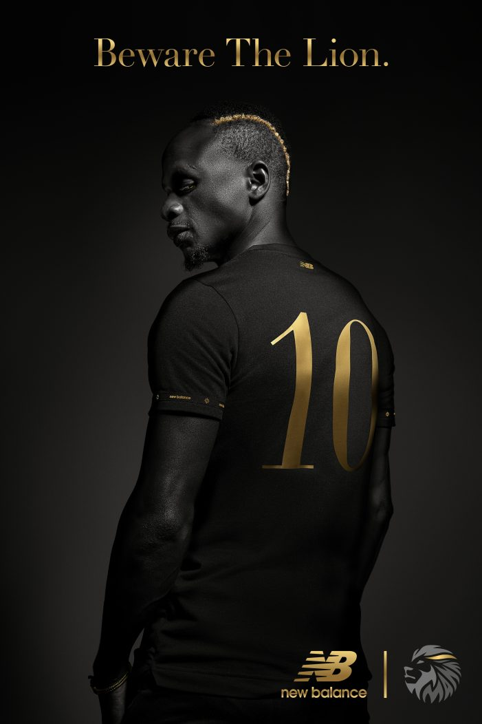 New Balance Launches New SADIO MANÉ Brand Campaign