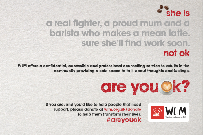 'Are you ok?' London homelessness charity launches new digital campaign
