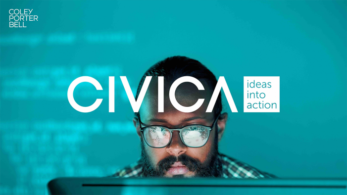 Branding agency Coley Porter Bell and Ogilvy UK reveal updated brand positioning for Civica