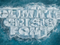 The Nordics' largest newspaper releases a free font visualizing the urgency for climate action