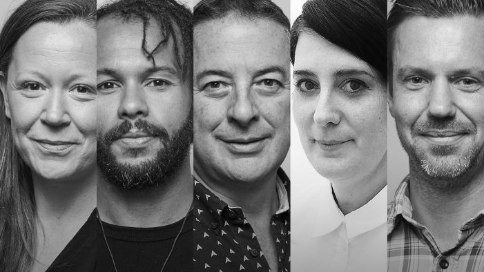 Agency krow London has installed a new management line-up