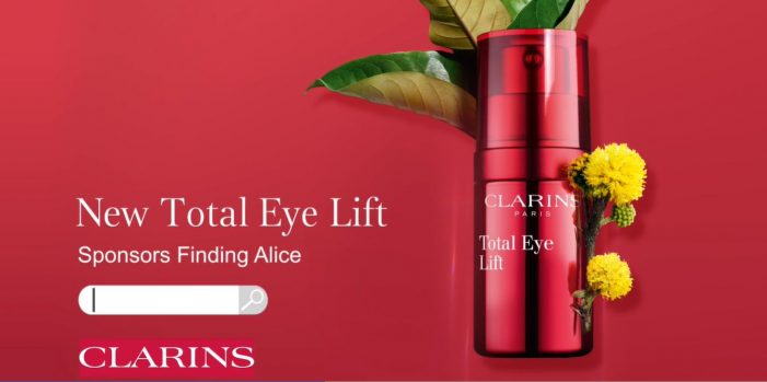 Clarins to sponsor new ITV programme Finding Alice