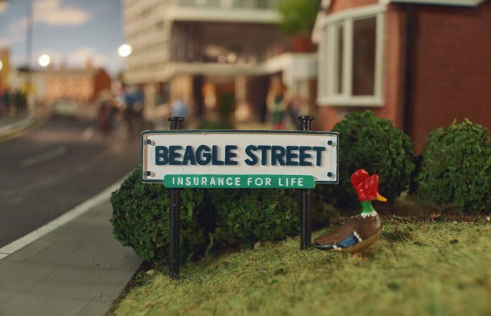 Creature Partners With Wes Anderson's Model Maker To Create TV Campaign For Beagle Street Life Insurance