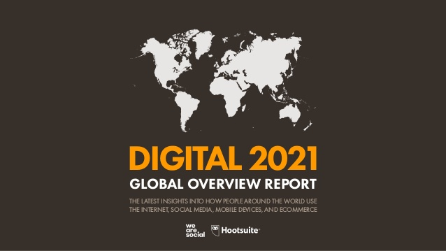 New report finds 1.3 million new users joined social media every day during 2020: 15 new users every second