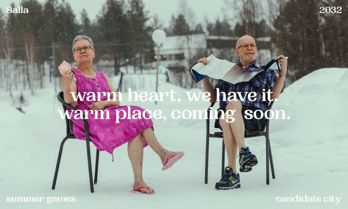 #SaveSalla – Finnish Arctic town gains the world's attention with a bid for 2032 Summer Games