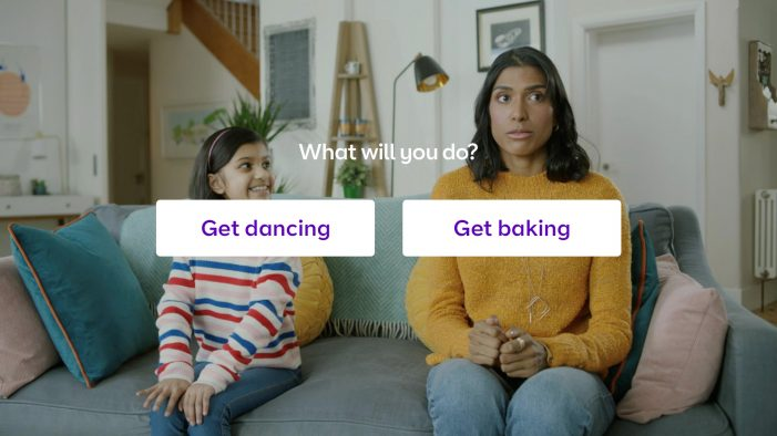"BT launches new interactive ""Unstoppable"" campaign where the audience controls the story"