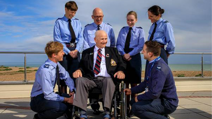 Access is flying high after being signed up by the RAF Benevolent Fund