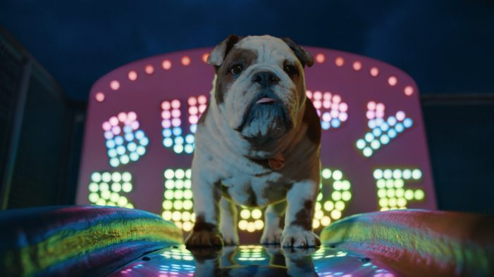 ENGINE Creative takes Churchill to the funfair to demonstrate a new claims service that helps customers keep their chill should life come to a stop