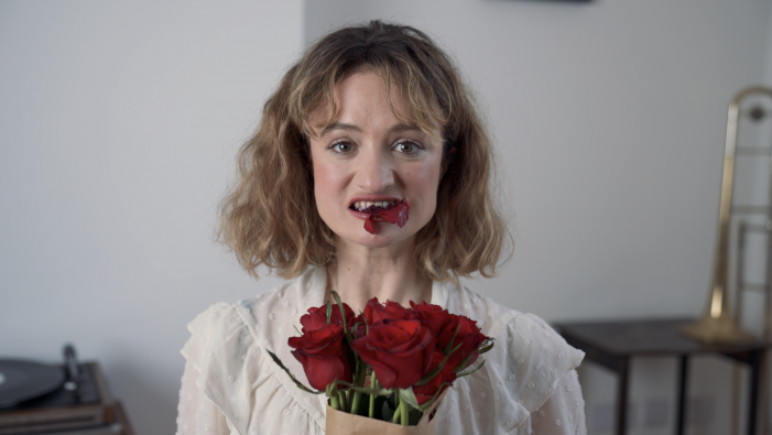 Newly Launched Focaccia Florist Takes A Bite Out Of The Flower Industry With Surreal/Punchy Valentines AD