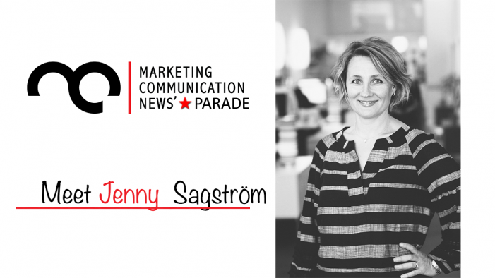 MarComm' Star Parade: Meet Jenny Sagström